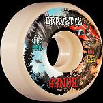 BONES WHEELS PRO STF Skateboard Wheels Gravette Heaven & Hell 53mm V2 Locks 99a 4pk