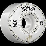 BONES WHEELS SPF Linears Skateboard Wheels 81B 58mm 4pk White P2 Fatties