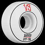BONES WHEELS STF Annuals Skateboard Wheel Slims 50mm 4pk White