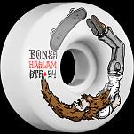 BONES STF Pro Haslam Scorpion 54x32 V3 Skateboard Wheel 83B 4pk