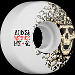BONES STF Pro Berger Medusa 52x29 V3 Skateboard Wheel 83B 4pk