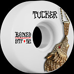 BONES WHEELS STF Pro Tucker Wolf Skateboard Wheels V1 52mm 103A 4pk