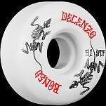BONES STF Pro Decenzo Remains 51x28 V2 Skateboard Wheel 83B 4pk