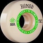 BONES WHEELS STF Skateboard Wheels Ninety-Nines 52mm V3 Slims 99a 4pk