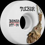 BONES WHEELS STF Pro Tucker Wolf Skateboard Wheels V1 54mm 103A 4pk
