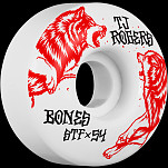 BONES WHEELS STF Pro Rogers Survival Skateboard Wheels V3 Slims 54mm 103A 4pk