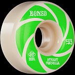 BONES WHEELS STF Skateboard Wheels Patterns 53 V1 Standard 99A 4pk