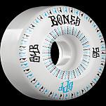 BONES WHEELS SPF Linears Skateboard Wheels 84B Fatties 58mm 4pk White