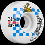 BONES WHEELS STF Pro Mullen Prestige Skateboard Wheels V1 52mm 103A 4pk