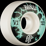 BONES WHEELS STF Deep Dye Skateboard Wheels V1 53mm 103a 4pk
