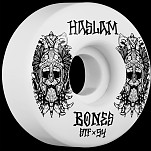 BONES WHEELS STF Pro Haslam Ragnar Skateboard Wheels V3 54mm 103A 4pk