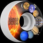 BONES STF Pro Hawkins Solar 52x31 V1 Skateboard Wheel 83B 4pk