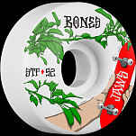 BONES WHEELS STF Pro Homoki Forbidden Skateboard Wheel V1 52mm 103A 4pk