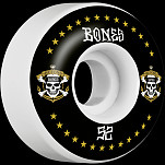 BONES WHEELS STF Pro Bufoni Live 2 Ride Skateboard Wheels V1 52mm 103A 4pk