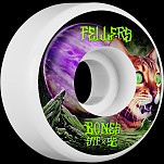 BONES WHEELS STF Pro Fellers Galaxy Cat Skateboard Wheels V3 52mm 103A 4pk