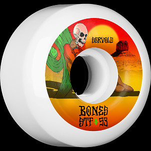 BONES STF Pro Servold Dry Heat 53x31 V5 Skateboard Wheel 83B 4pk