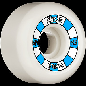 BONES WHEELS SPF Skateboard Wheels Widecuts 56mm P6 Wide-Cut 84B 4pk