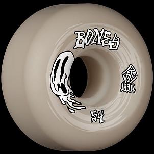 BONES WHEELS STF Skateboard Wheels Ghosted 54mm V5 Sidecut 103A 4pk