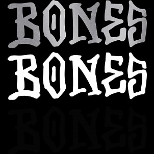 "BONES WHEELS Thermal Vinyl 6"" Single"
