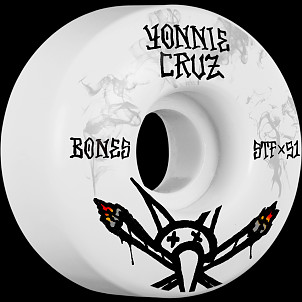 BONES WHEELS STF Pro Cruz Vato Joint SKateboard Wheel V2 51mm 103A 4pk