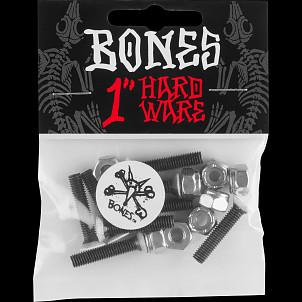"BONES WHEELS Hardware 1"" Single Pk."