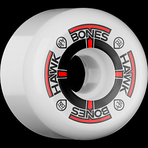 BONES SPF Pro Hawk T-Bone 60x34 P5 Skateboard Wheel 84B 4pk