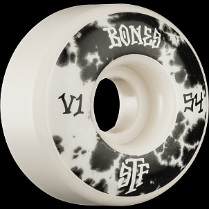 BONES WHEELS STF Deep Dye Skateboard Wheel V1 54mm 103a 4pk