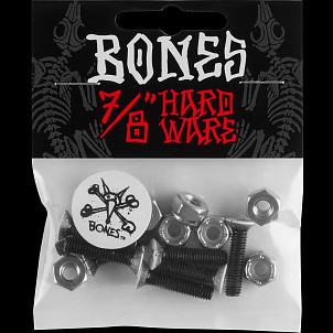 "BONES WHEELS Hardware 7/8"" Single Pk"