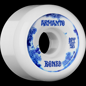 BONES WHEELS SPF Pro Armanto Blue China Skateboard Wheel P5 56mm 104A 4pk