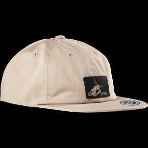 BONES WHEELS Desert Skull Tan Cap