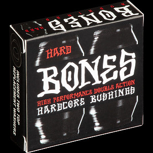 BONES WHEELS Bushing Hard Black Pack
