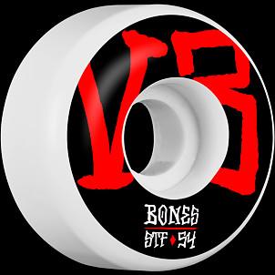 BONES WHEELS STF Annuals Skateboard Wheel V3 54mm 103A 4pk