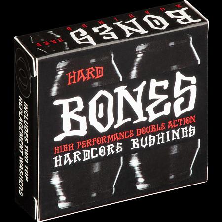 Bones Wheels Bushing Hard Black Pack Bones Wheels