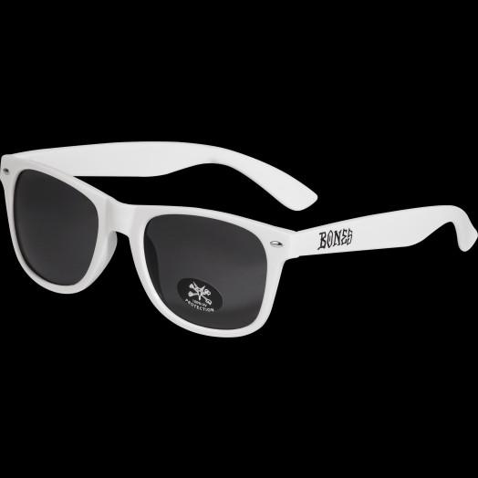 BONES WHEELS Sunglasses White