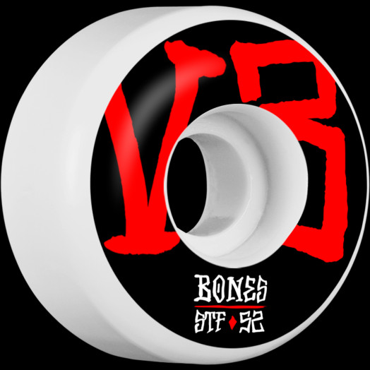 BONES WHEELS STF Annuals Skateboard Wheels V3 52mm 103A 4pk