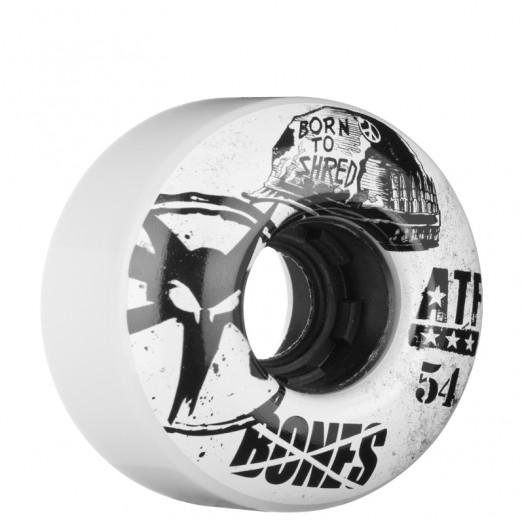 BONES WHEELS ATF Helmet 54mm 4 pk - BONES WHEELS