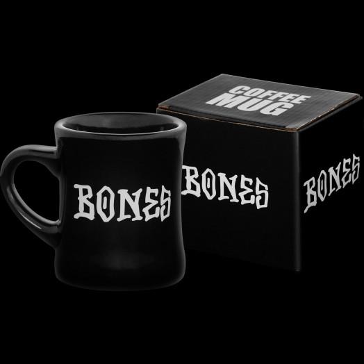 BONES WHEELS Mug/Pen Holder Home School'd Black