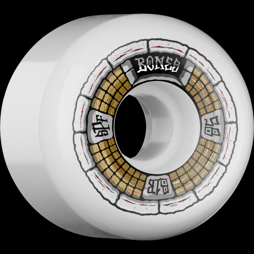 BONES SPF Deathbox 58x33 Skateboard Wheel 81B 4pk