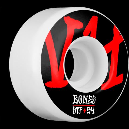 BONES WHEELS STF Annuals Skateboard Wheels V4 54mm 103A 4pk