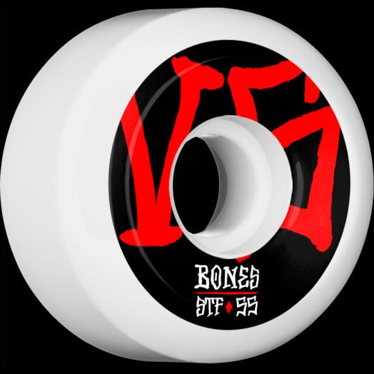 BONES WHEELS STF Annuals Skateboard Wheels V5 55mm 103A 4pk