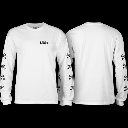 Steve White Vw >> Bones Wheels L S T Shirt Steve White Bones Wheels
