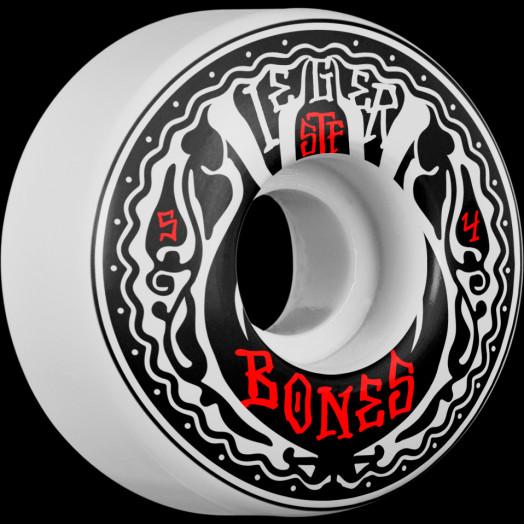 BONES STF Pro Weiger Phillips 54x32 V1 Skateboard Wheel 83B 4pk