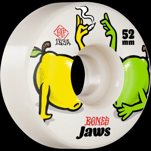 BONES WHEELS PRO STF Skateboard Wheels Homoki Eazy Peazy 52 V1 Standard 103A 4pk