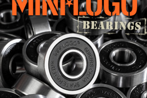 Mini Logo Bearings now with MORE!