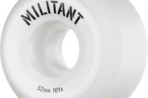 Limited Edition MILITANT Wheels are here!