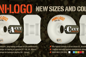 The New A-cut and C-cut Wheels are finally here!