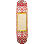 "MINI LOGO MASTERPIECE ""17"" SKATEBOARD DECK 244 K20 PORTRAIT - 8.5 x 32.08"