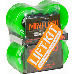 Mini Logo A.W.O.L. Lift Kit 59mm green Wheel