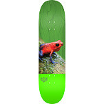 "MINI LOGO POISON ""16"" SKATEBOARD DECK 243 K20 TREE FROG - 8.25 x 31.95"