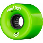 Mini Logo A.W.O.L. A-cut Green 66mm 78A 4pk